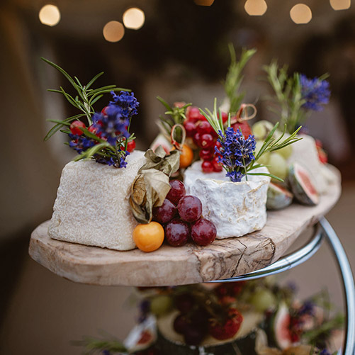 Delicious cheese cake stack, alternative to that wedding cake